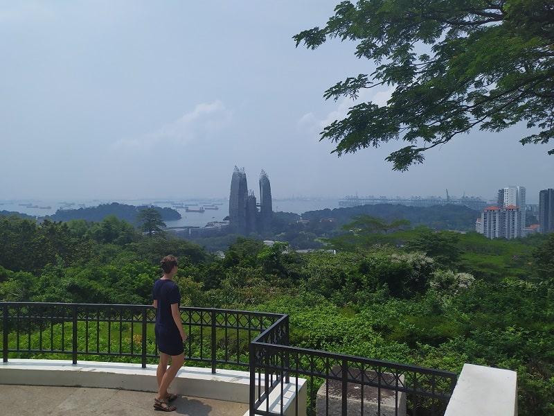 обзорная экскурсия сингапура по паркам