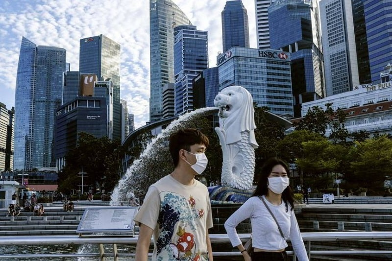 covid-19 в сингапуре