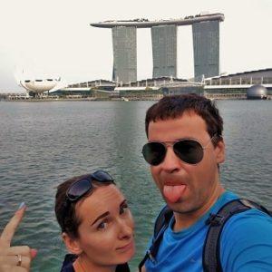 самостоятельное путешествие по сингапуру