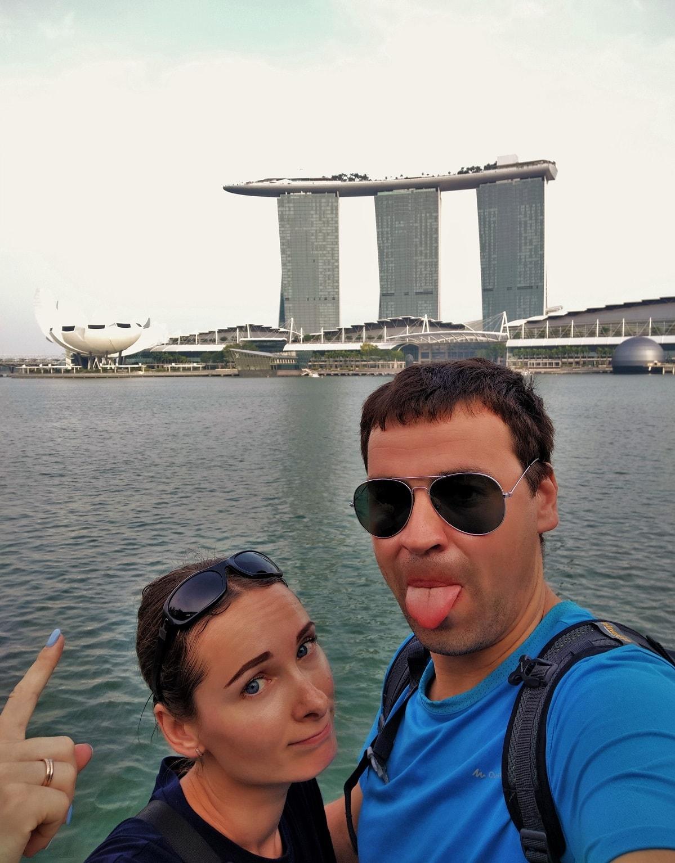 Мы в Сингапуре