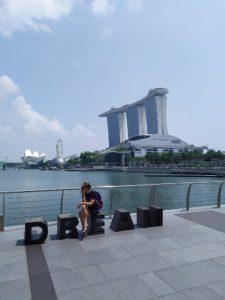организация самостоятельного отдыха в Сингапуре